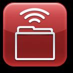 Air Sharing iPhone application