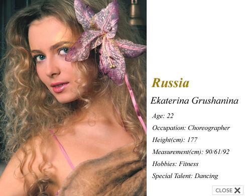 Miss Tourism Queen International 2009