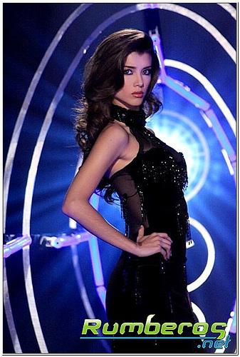 Miss Aragua, Andreina Castro