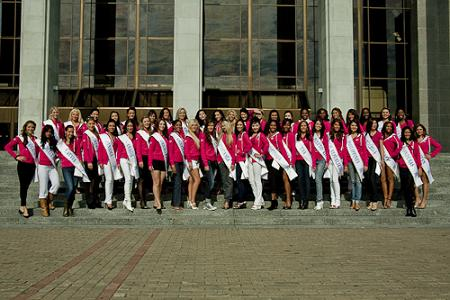 Miss Intercontinental 2009 Candidates in Belarus