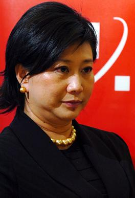Chua Sock Koong of SingTel is the highest-ranked Asian on the list at #14.