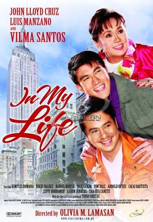 """In My Life"" movie poster (courtesy of Star Cinema/ABS-CBN)"
