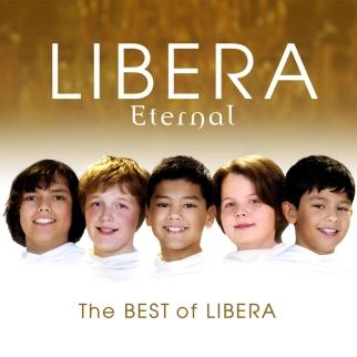 Album cover of one of Libera's CD