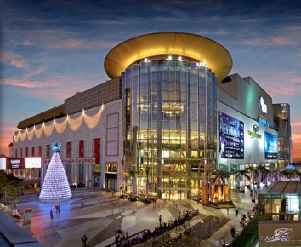 Siam Paragon (which also houses Siam Ocean World)