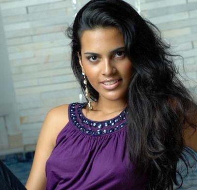Miss Earth Brazil 2009 LARISSA RAMOS