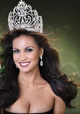 Miss Earth Guam 2009 MARIA LUISA SANTOS