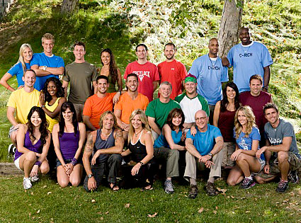 Cast of The Amazing Race 15