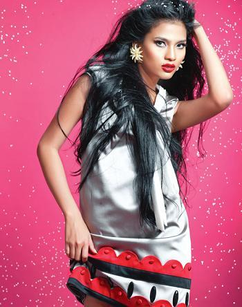 Miss Earth Vietnam 2009 TRUONG THI MAY