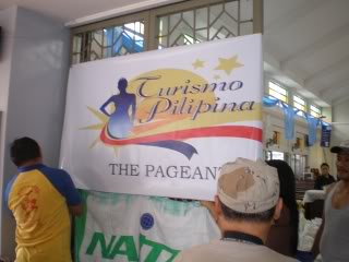 Turismo Pilipinas relief operations center