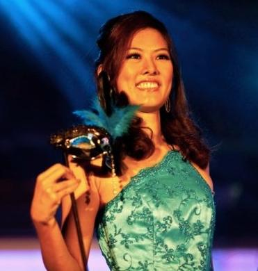 Miss Earth Singapore 2009 VALERIE LIM