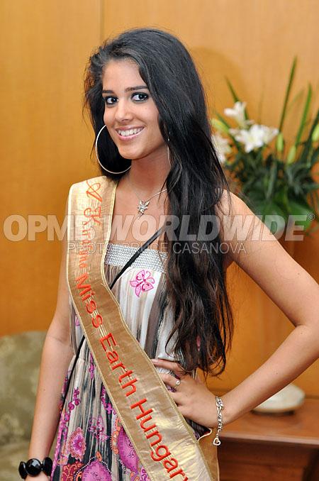 Miss Earth Hungary Korinna Kocsis