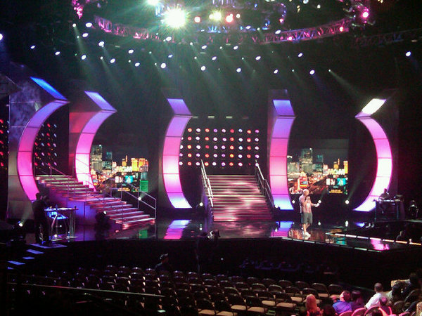 beauty pageant stage design