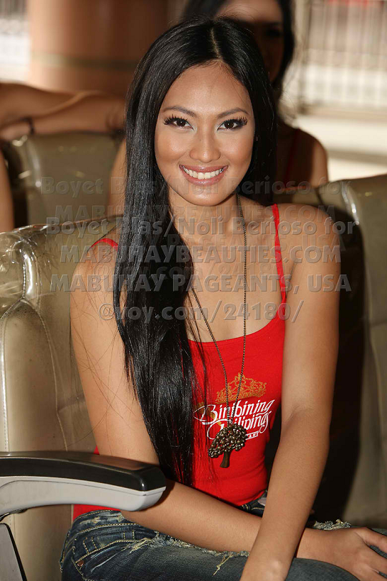 Iboto natin si Dianne Necio sa Miss International 2011 ... |Dianne Necio