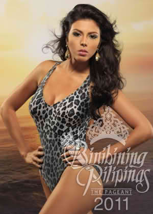 of some Bb. Pilipinas 2011
