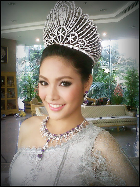 Miss Thailand-universe 2011 | normannorman.com