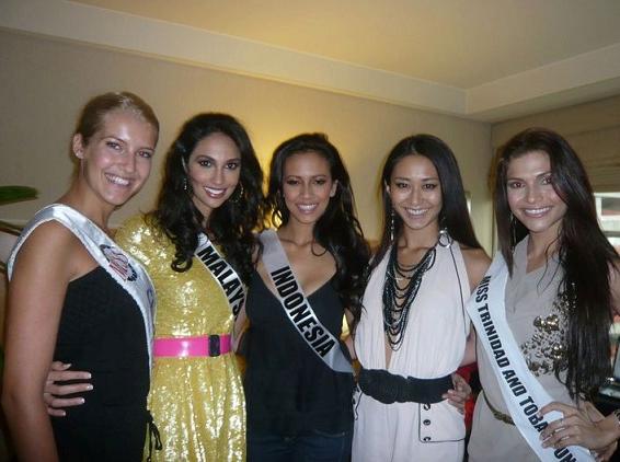 Miss japan miss trinidad