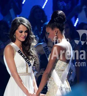 Blog Bites: Miss Universe 2011 | normannorman.com