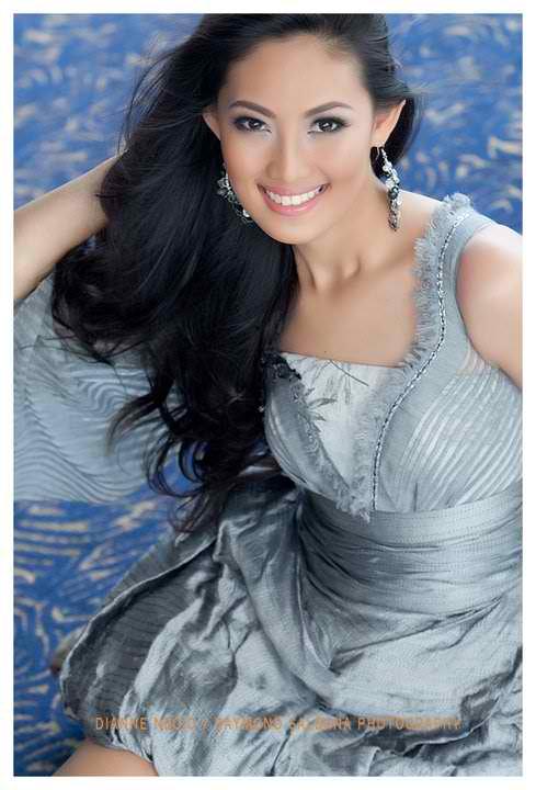 Lenglui Asia: Road to Miss International 2011 ( Contestants )  |Dianne Necio