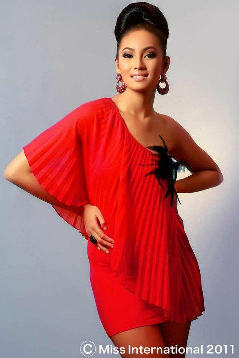 Dianne Necio: Getting pumped up for Miss International ...  |Dianne Necio
