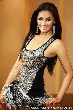 BLUECLOUD'S CONFESSIONS: MY BINIBINING PILIPINAS 2011 PICKS  |Dianne Necio