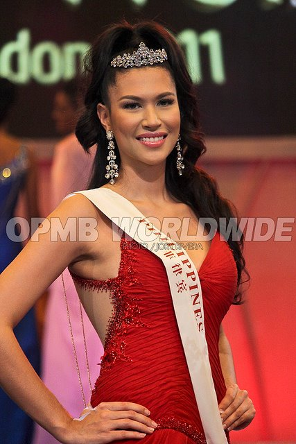 Gwendoline Ruais' Amazing Journey Through the Miss World ...