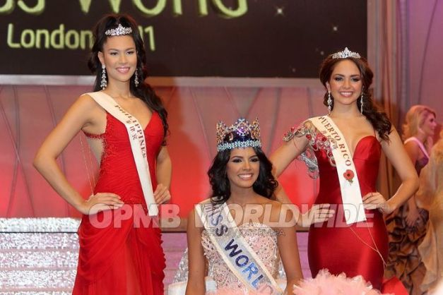Gwendoline is now the highest-placed Filipina in Miss World history since 1973.