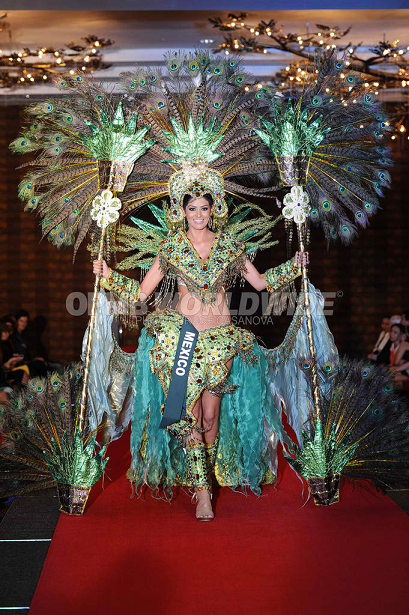 the miss earth 2011 national costumes i like