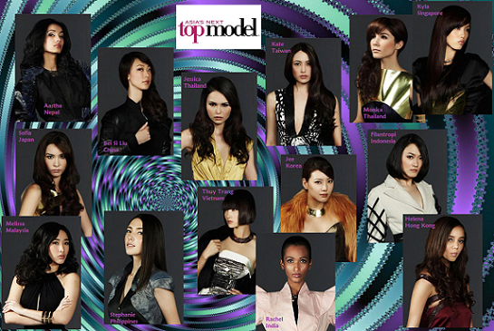 Asias Next Top Model | normannorman.com