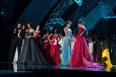 Misses Philippines and USA waiting for the final decision.