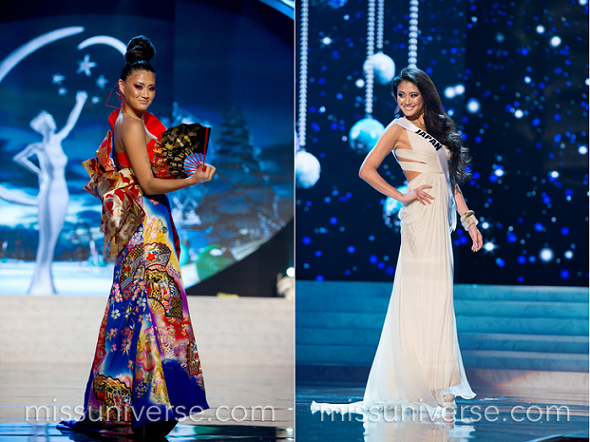Miss Universe Japan 2012 Ayako Hara