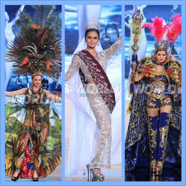 Miss Universe 2012: Twelve National Costumes I Like | normannorman.com