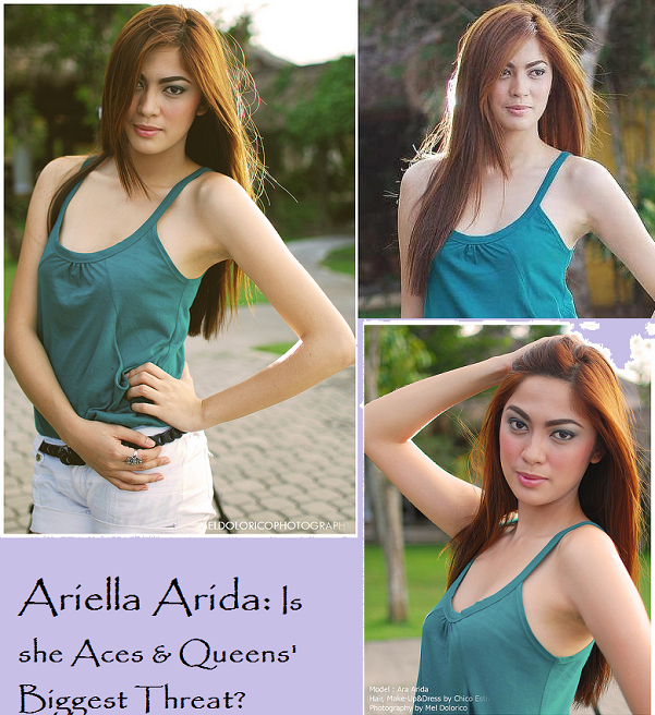With a name like Ara Arida, will she zoom to popularity in Bb. Pilipinas 2013?