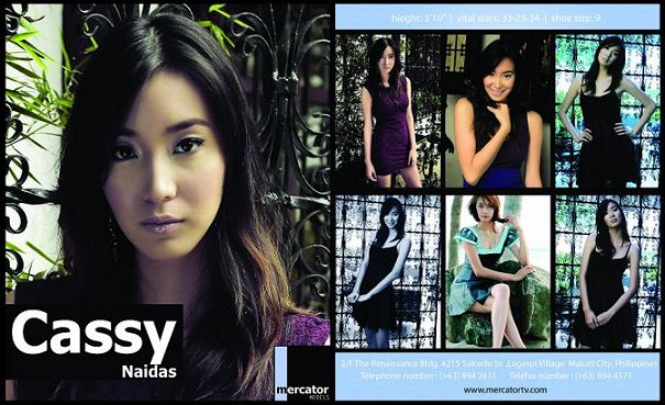 Cassy Naidas is one of Aces & Queens' best bets for BBP2013.