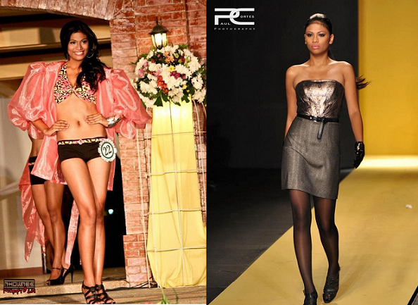 Dusky beauty Jamaica Elysse Ambal; could she represent exotic in Bb. Pilipinas 2013?