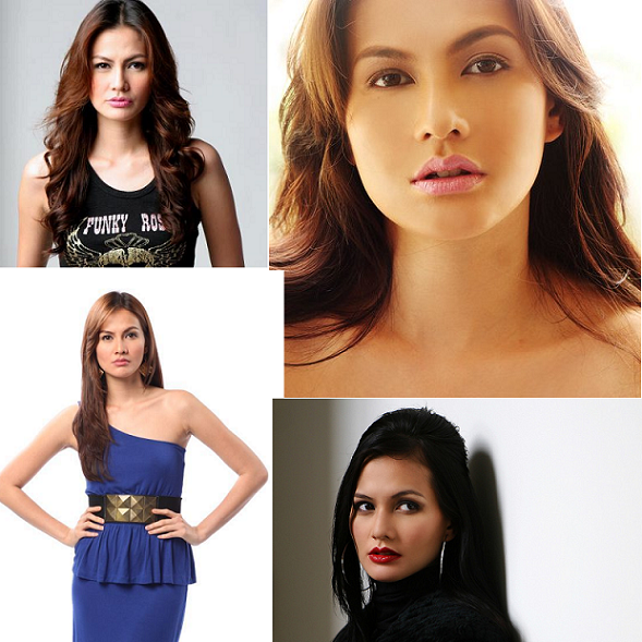 Lou Sison: she's had her taste of showbiz, will she cross over to beauty pageants?