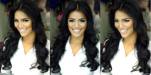 Maria Gigante: after a 3rd place finish in Miss Cebu 2013, should she set her sights on BBP2013?