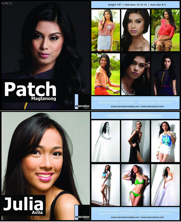 Patch Magtanong and Julia Avila could be Aces & Queens' entries for 2014.