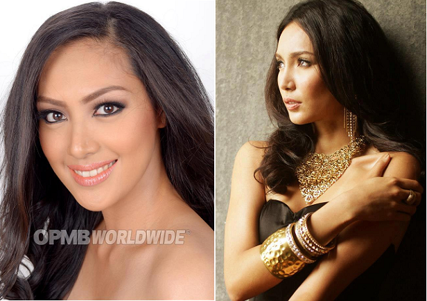 Shan Apuad (L) of A&Q and Bea Santiago of KF: who gets your vote?