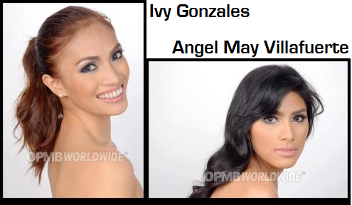 Ivy Gonzales and Angel May Villafuerte: two more from Aces & Queens out to make this year's competition tough!