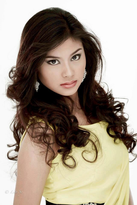 Kariza de Guzman: another crossover beauty, i.e., from Mutya to Binibini.
