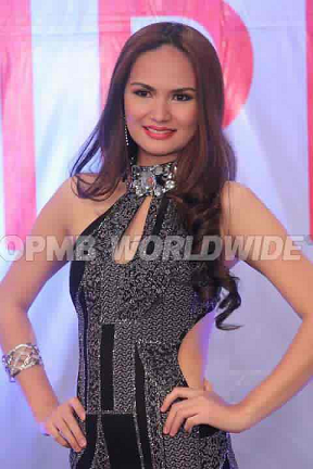 Mariz Ong during Miss World Philippines 2012 (Photo credit: OPMB Worldwide)