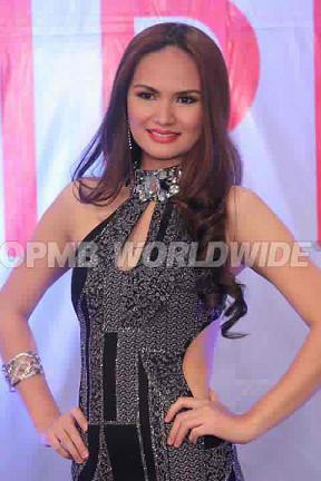 Mariz Ong during Miss World Philippines 2012 (Photo credit: OPMB Worldwide)