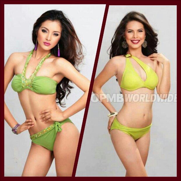 Mutya Datul VS Krisma Pascual: Local Blend or Latina Bent?