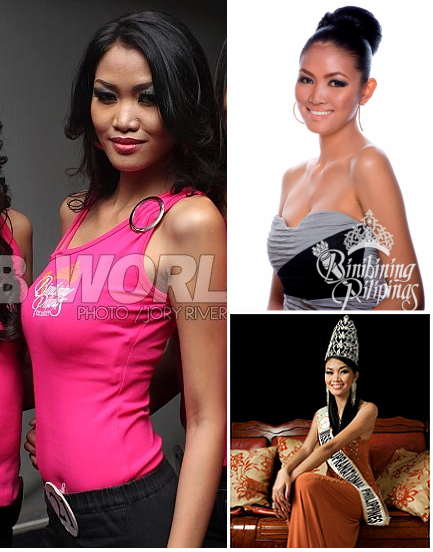 Lourenz Grace Remetillo is a unique Bb. Pilipinas 2013 Official Candidate, I must say.