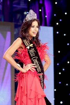 Brazil's Camila Serakides will be the last Miss Continente Americano titleholder.