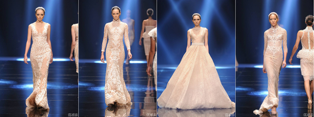 Michael Cinco's visions in light (Photo credit: Bruce Casanova/Status Magazine)
