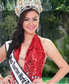 Miss Tourism World Philippines 2012 Meryl Angeline King