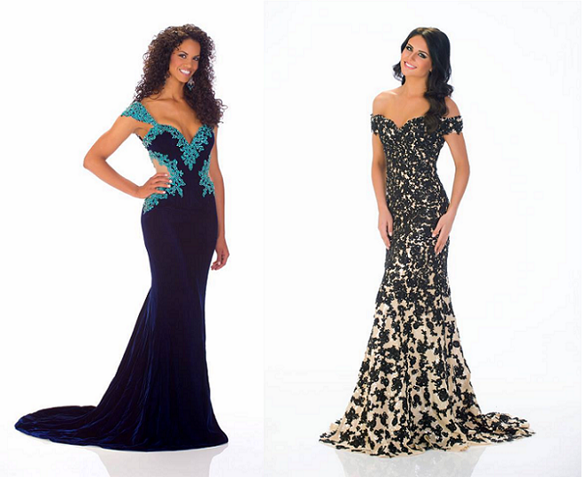 Miss USA 2013 Evening Gowns: Hit-or-Miss | normannorman.com