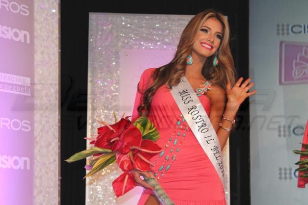 Will Oriana Lucchese Báez be Indonesia-bound for Miss World 2013? (Photo credit: bellezavenezolana.net)