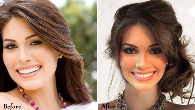 Gabriela Isler's transformation is, quite simply, magical!